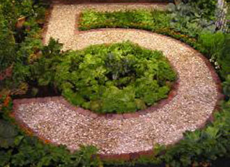 Gill Oliver Garden Design Show Gardens Two