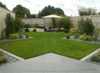 gill oliver garden design project two - Garden Design Uk